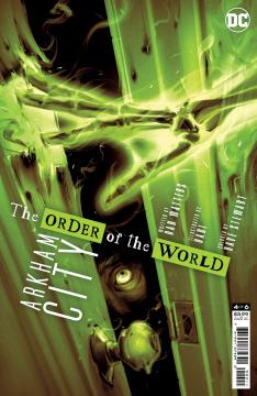ARKHAM CITY THE ORDER OF THE WORLD