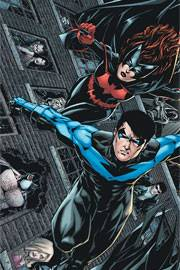 Nightwing appears