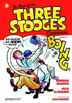 BEST OF THE THREE STOOGES HC 01
