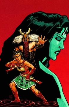 WONDER WOMAN IV (1-52)