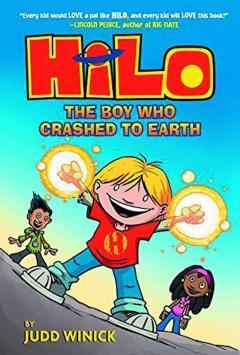HILO HC 01 BOY WHO CRASHED TO EARTH