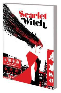 SCARLET WITCH TP 02 WORLD OF WITCHCRAFT