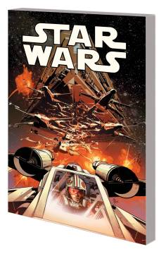 STAR WARS TP 04 LAST FLIGHT OF THE HARBINGER