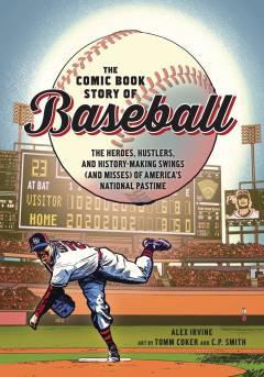 COMIC BOOK STORY OF BASEBALL TP
