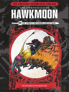 MOORCOCK LIBRARY HAWKMOON HC VOL 1