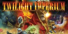 TWILIGHT IMPERIUM 4 EDITION