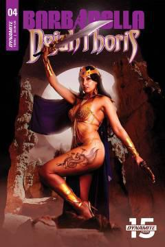 BARBARELLA DEJAH THORIS