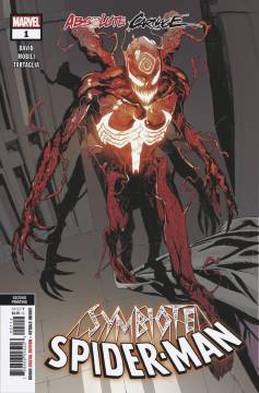 ABSOLUTE CARNAGE SYMBIOTE SPIDER-MAN