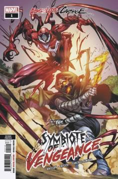 ABSOLUTE CARNAGE SYMBIOTE OF VENGEANCE