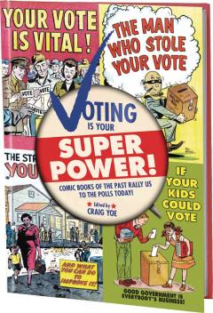VOTING IS YOUR SUPER POWER TP