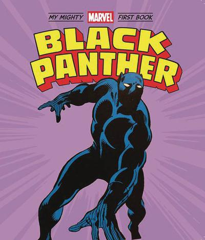 BLACK PANTHER MY MIGHTY MARVEL FIRST BOOK BOARD BOOK
