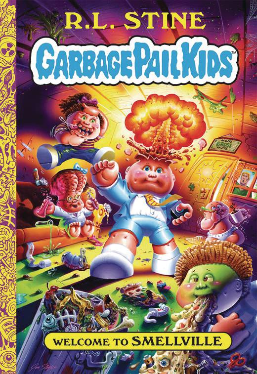 GARBAGE PAIL KIDS HC 01 WELCOME TO SMELLVILLE