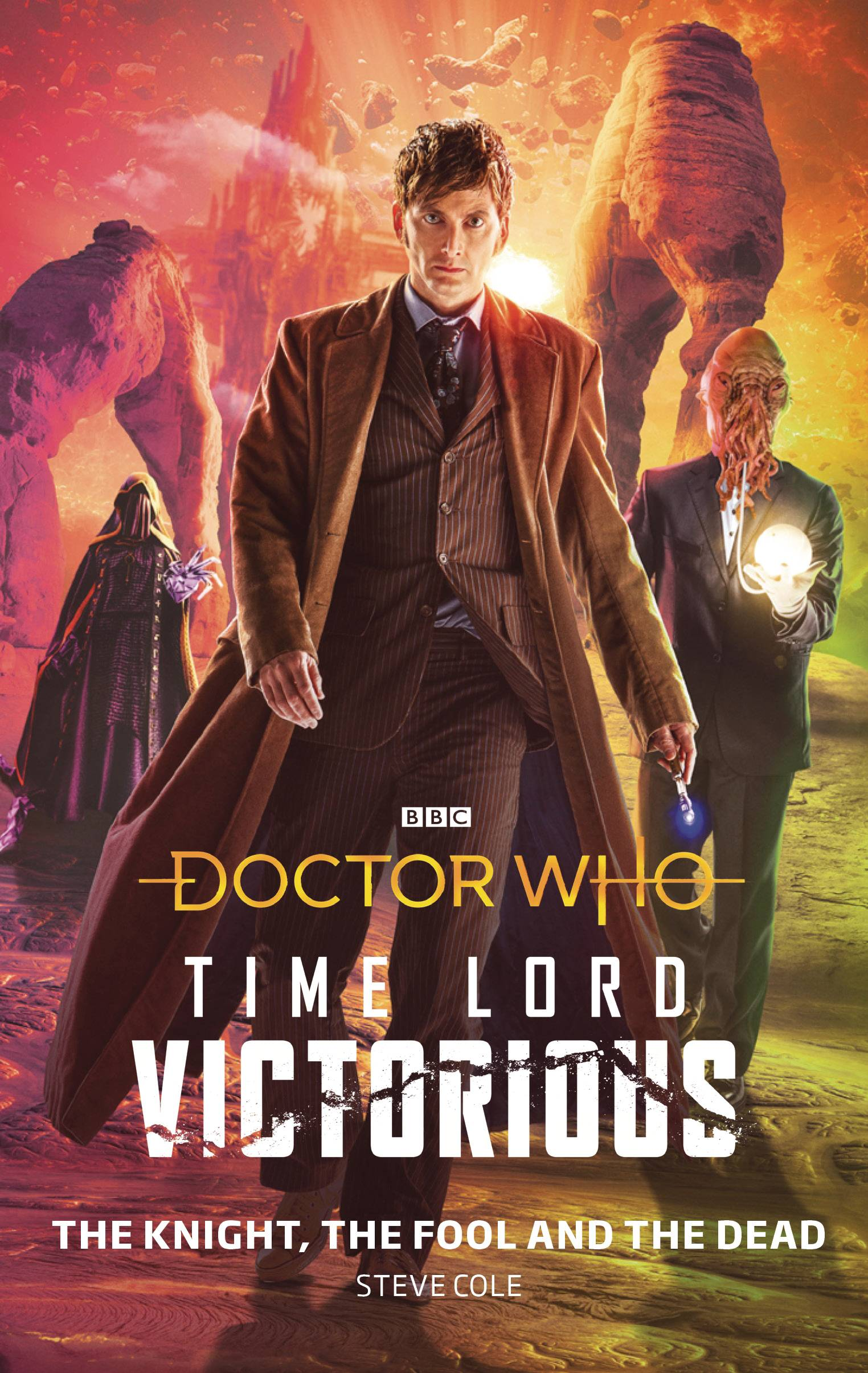 DOCTOR WHO TIME LORD VICTORIOUS HC KNIGHT FOOL & DEAD