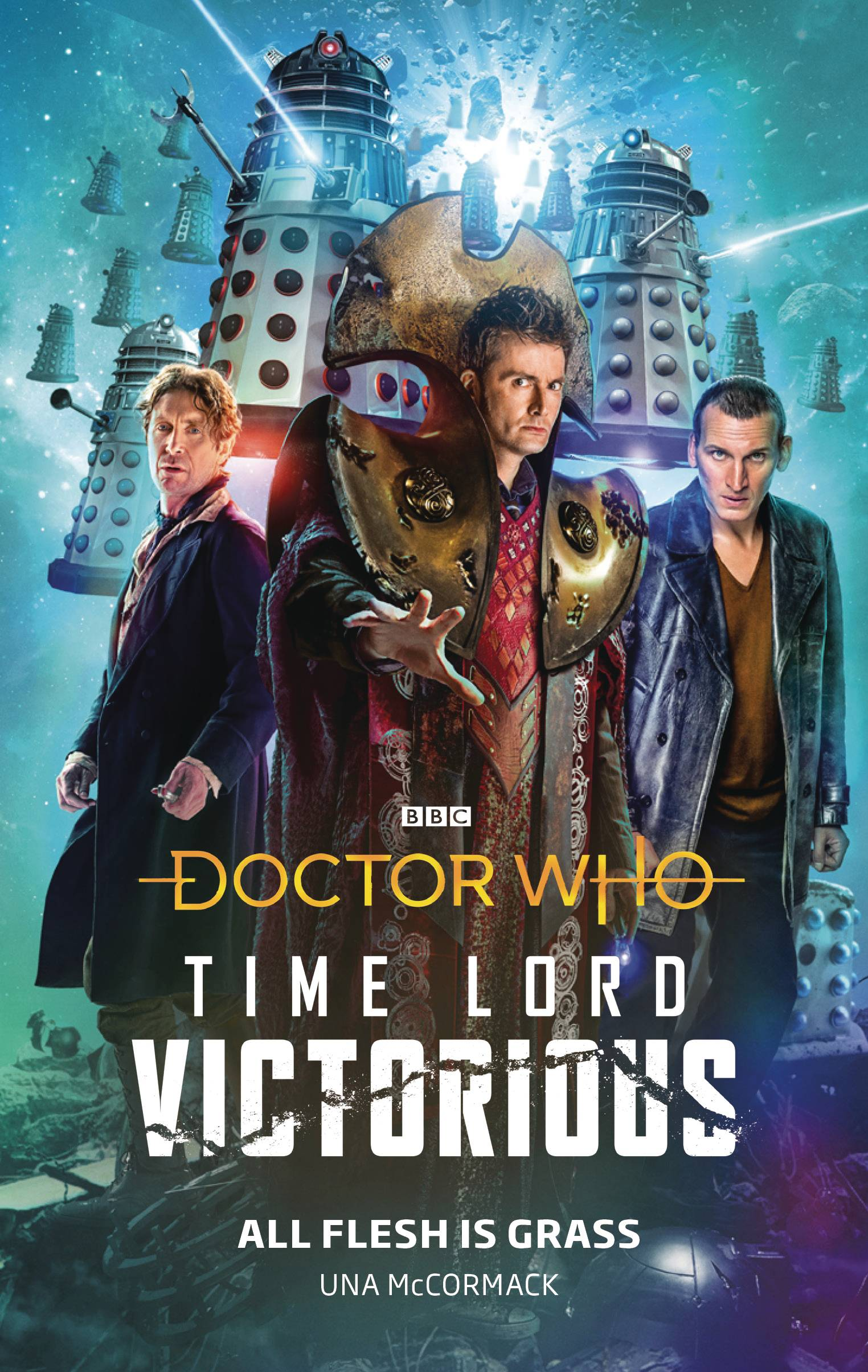 DOCTOR WHO TIME LORD VICTORIOUS HC ALL FLESH IS GRASS