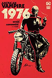 AMERICAN VAMPIRE 1976 #1 SNYDER SGN