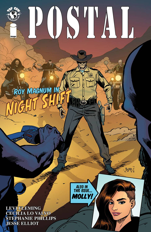 POSTAL NIGHT SHIFT (ONE-SHOT)