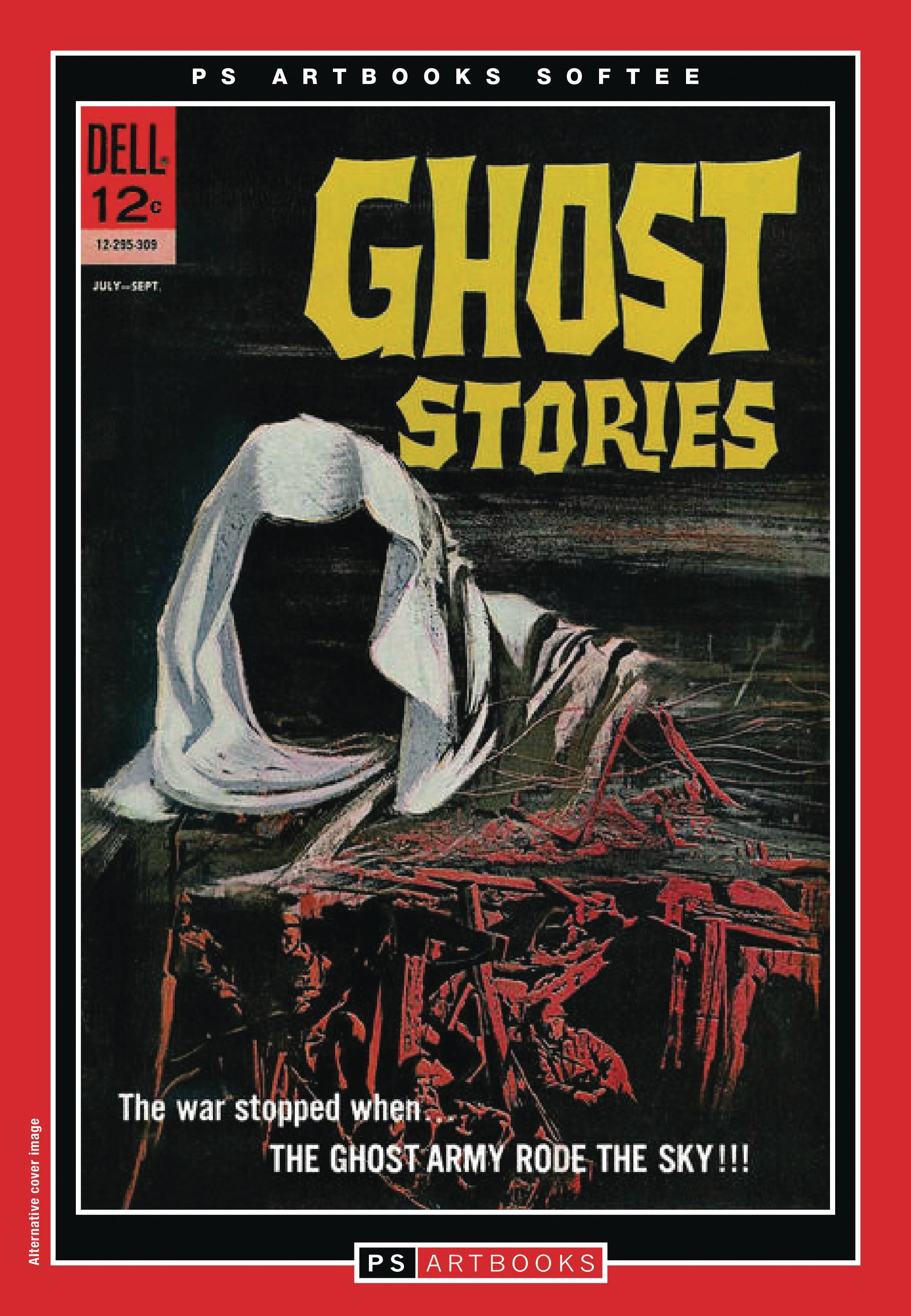 SILVER AGE CLASSICS GHOST STORIES SOFTEE TP 01