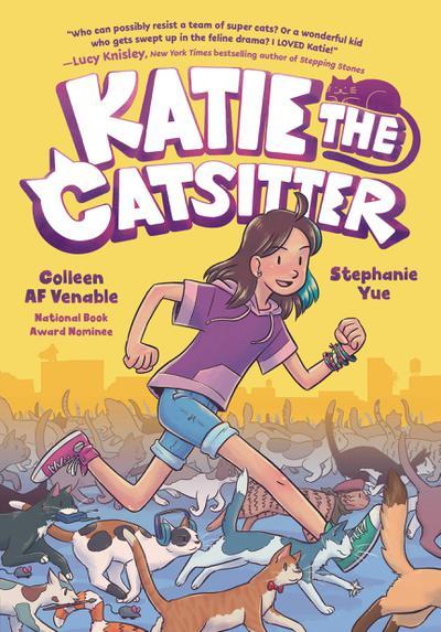 KATIE THE CATSITTER TP