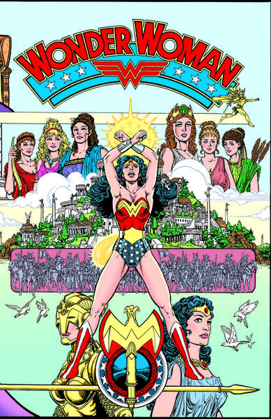 ABSOLUTE WONDER WOMAN GODS AND MORTALS HC