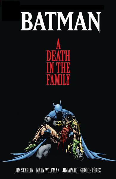 BATMAN DEATH IN THE FAMILY THE DELUXE EDITION HC