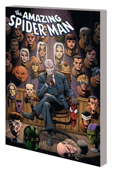 AMAZING SPIDER-MAN BY SPENCER TP 14 CHAMELEON CONSPIRACY
