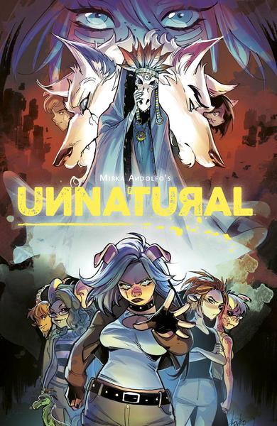 UNNATURAL OMNIBUS HC