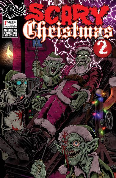 SCARY CHRISTMAS II