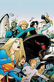 SUPERGIRL AND THE LEGION OF SUPER HEROES