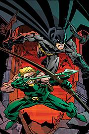 GREEN ARROW II (1-75)