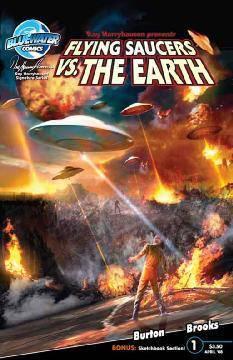 RAY HARRYHAUSEN FLYING SAUCERS VS EARTH