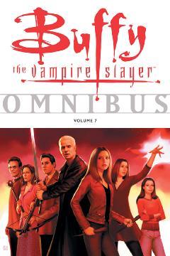 BUFFY THE VAMPIRE SLAYER OMNIBUS TP 07
