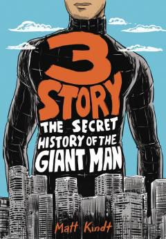 3 STORY SECRET HISTORY OF GIANT MAN EXPANDED TP