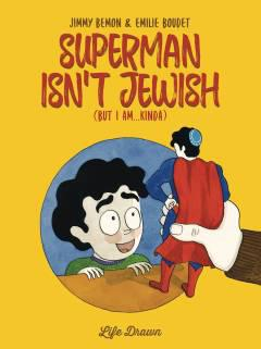 SUPERMAN ISNT JEWISH BUT I AM KINDA TP