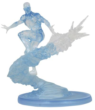 MARVEL PREMIER COLLECTION ICEMAN STATUE