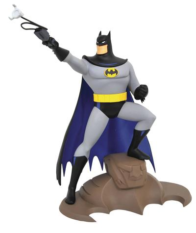 DC BATMAN TAS GALLERY BATMAN VER2 PVC STATUE