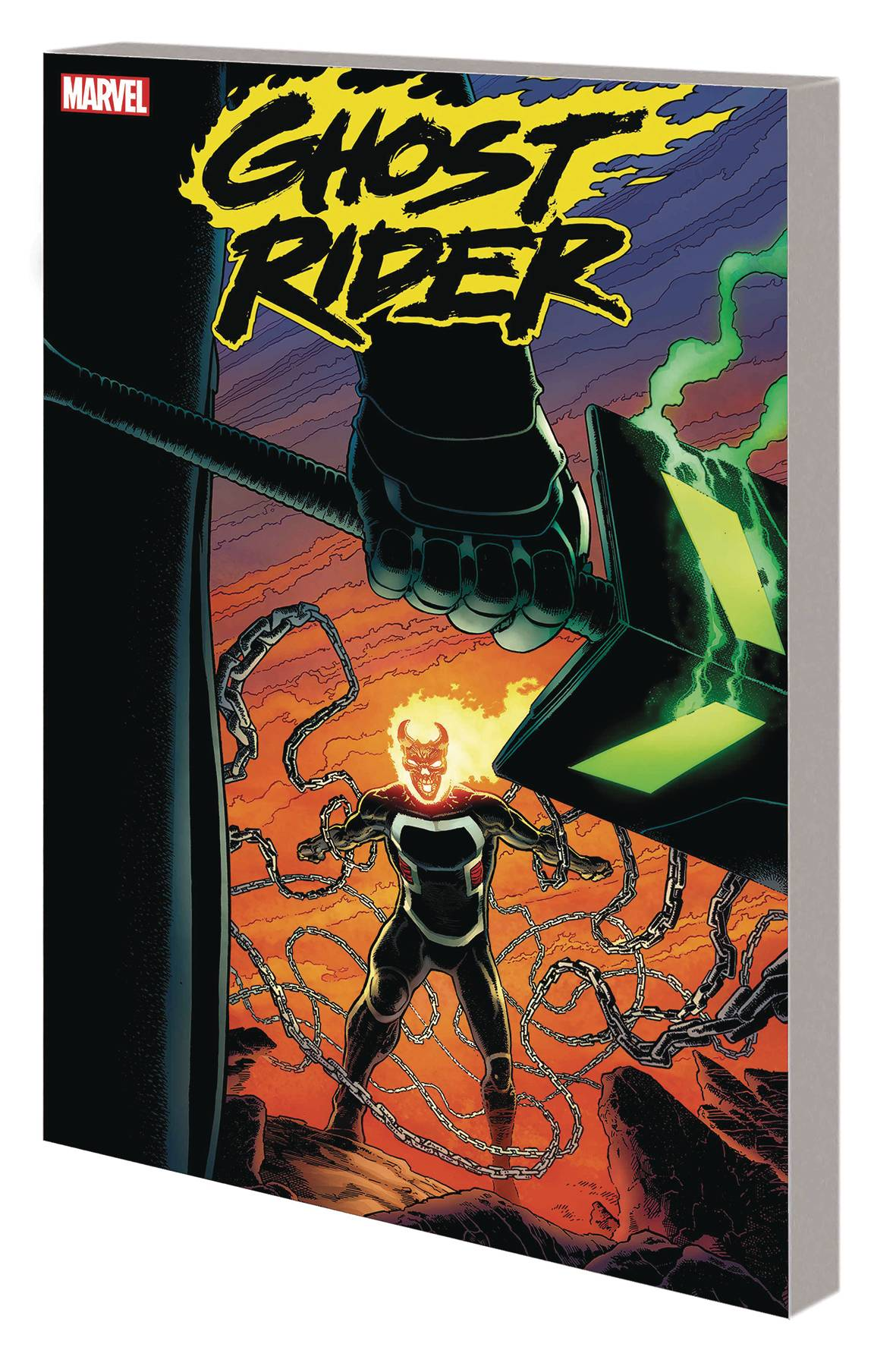 GHOST RIDER TP 02 HEARTS OF DARKNESS II