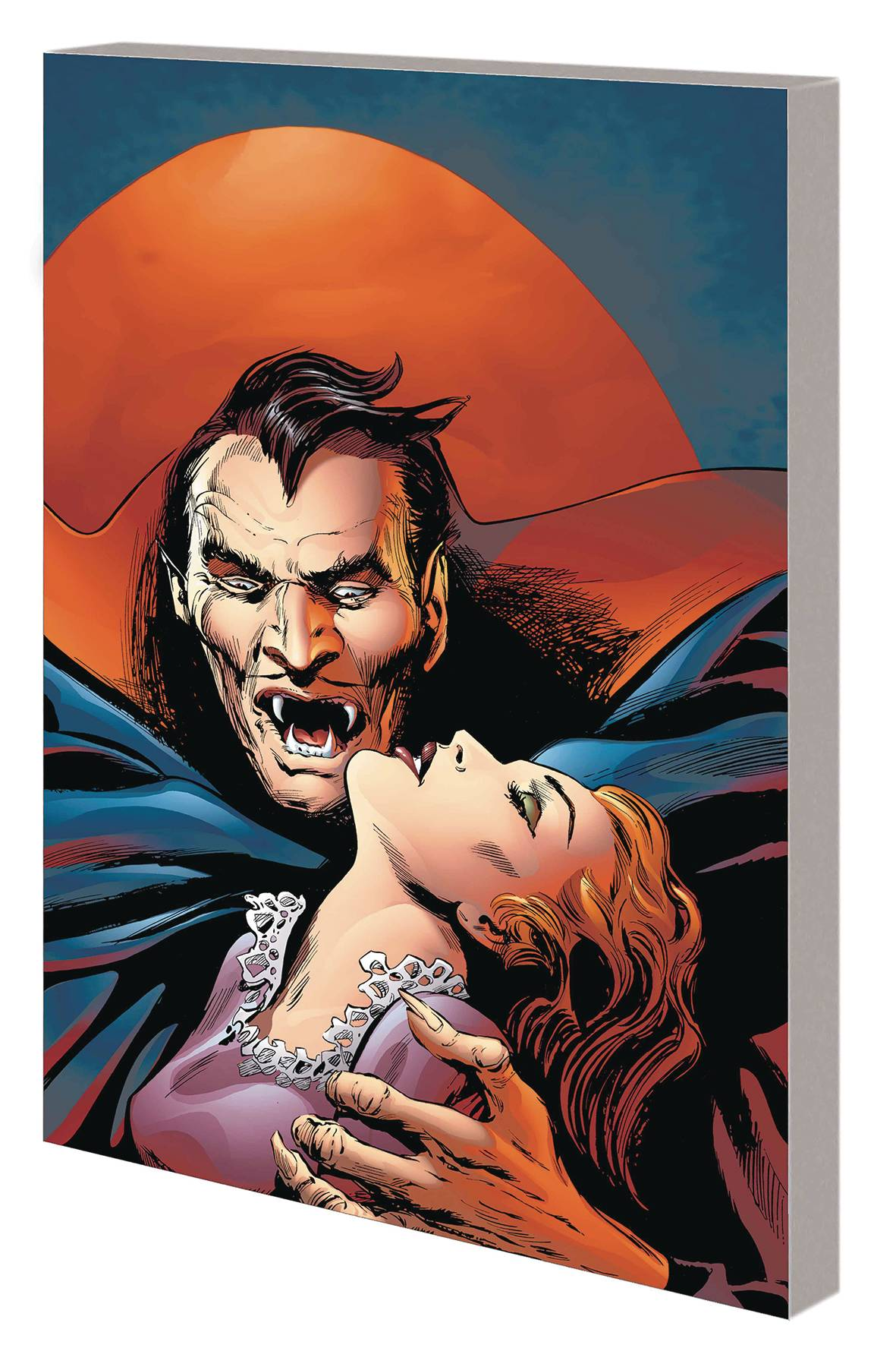 TOMB OF DRACULA COMPLETE COLLECTION TP 04
