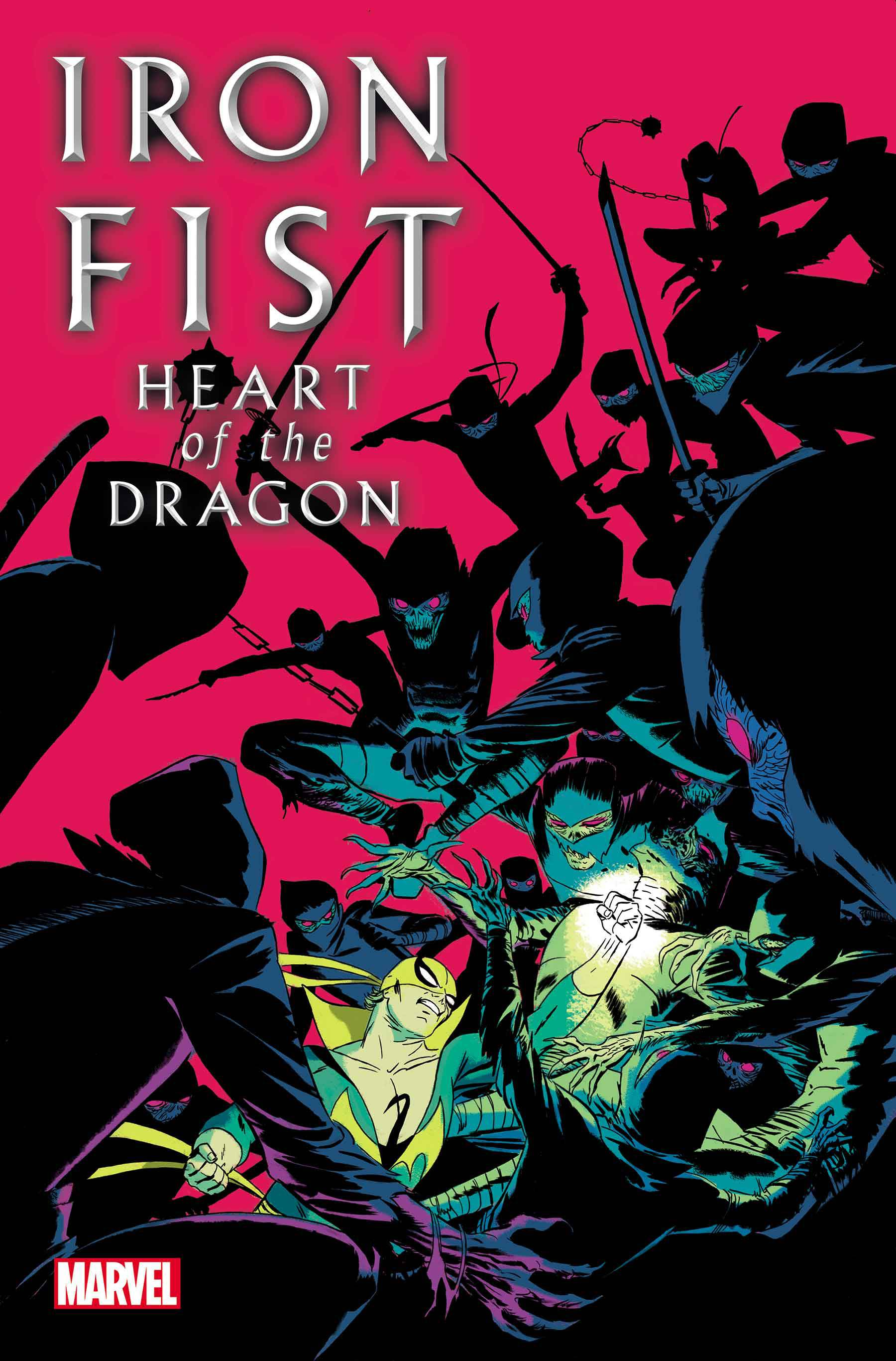 IRON FIST HEART OF DRAGON