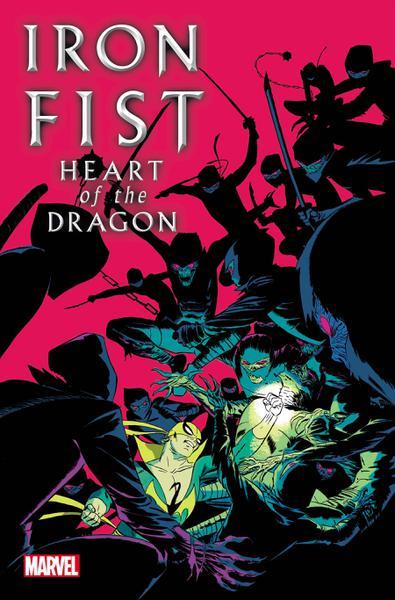 IRON FIST HEART OF DRAGON