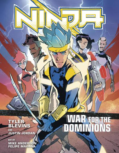 NINJA GN 02 WAR FOR THE DOMINIONS