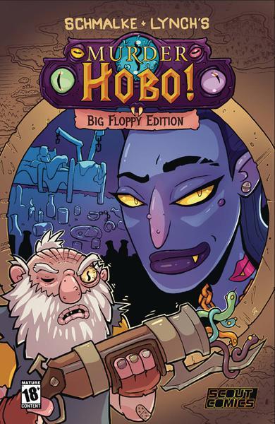 MURDER HOBO BIG FLOPPY ED