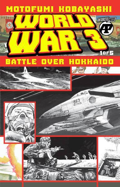 WORLD WAR 3 BATTLE OVER HOKKAIDO