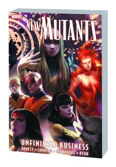 NEW MUTANTS TP 04 UNFINISHED BUSINESS