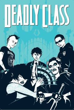 DEADLY CLASS DELUXE HC 01
