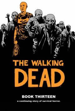 WALKING DEAD HC 13