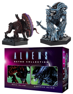 ALIENS RETRO FIG COLL