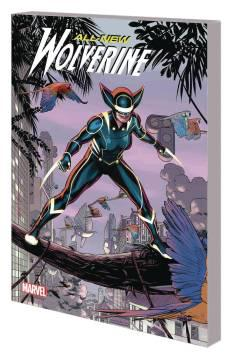 ALL NEW WOLVERINE TP 06 OLD WOMAN LAURA