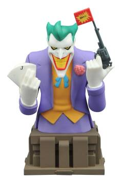 BATMAN TAS JOKER BUST