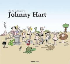 ART AND HUMOR OF JOHNNY HART LTD HC