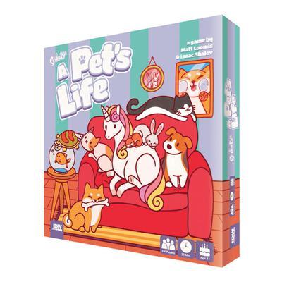 SEIKATSU A PETS LIFE GAME